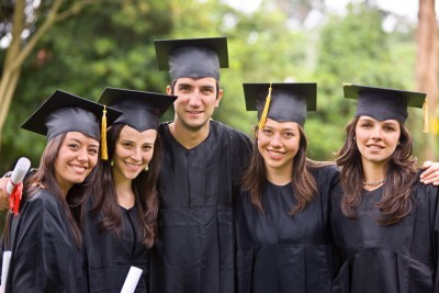 high-school-graduates, going-to-college