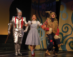 The Wizard of Oz, Youth Theater
