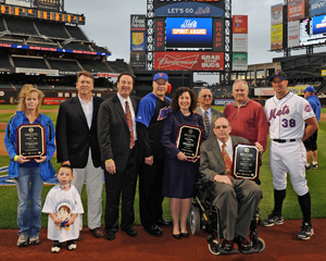Long Island Disability Awareness Night at Citi Field, 2011