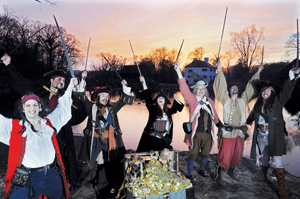 Pirates of the Hudson: The Siefe of Sleepy Hollow