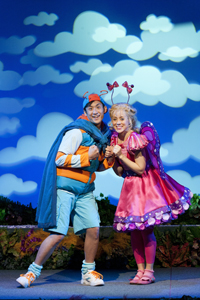 The Ohmies: Morning Wish Garden, NYC theater for kids