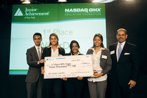 Junior Achievement New York Business Plan Competition