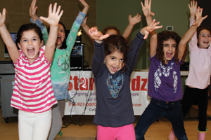 Manhattan kids theater program