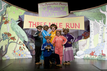 The Berenstain Bears in Family Matters the Musical