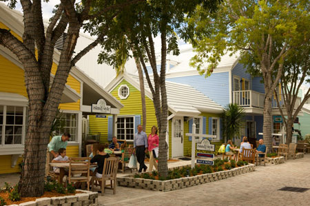 The Fishing Village at Ocean Reef Club