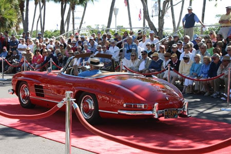 Vintage Car Weekend takes place at the Ocean Reef Club on Dec. 1-4, 2011