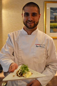 Chef Ryan Paonessa