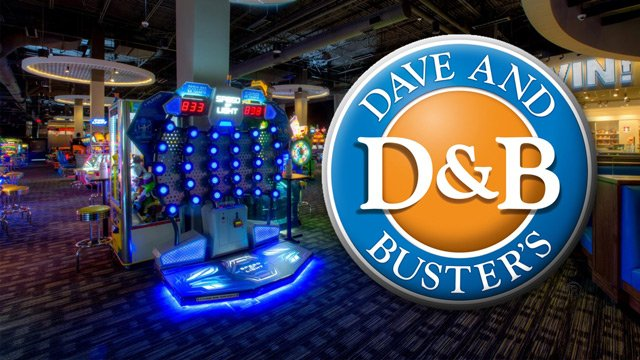New York Coupons: Free $20 Game Play at Dave & Buster's