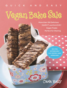 Quick and Easy Vegan Bake Sale Cover