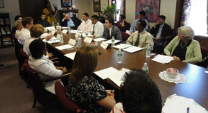 Rockland County Public Advocacy Roundtable Discussion at RCC