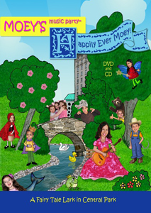 Moey's Music Party: Happily Ever Moey