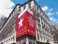 Macy's Herald Square, flagship store nyc