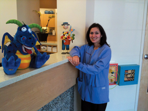 Dr. Delaney Acosta, pediatric dentist