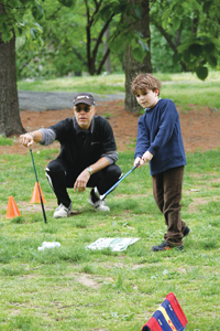 Brooklyn golf lessons for kids