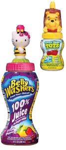 bellywashers and tummyticklers