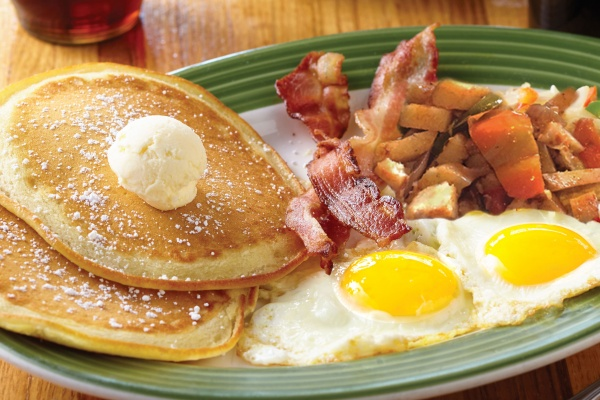 grand slam breakfast applebee's