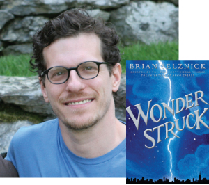 Brian Selznick, author of Wonderstruck