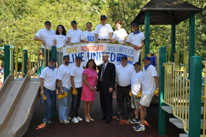United Way of Westchester and Putnam's Born Learning Trail