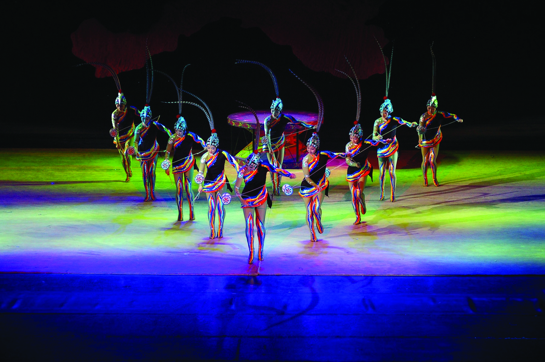 National Acrobats of the People's Republic of China