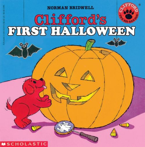 clifford the big red dogs halloween stories for kids - Halloween Stories Kids