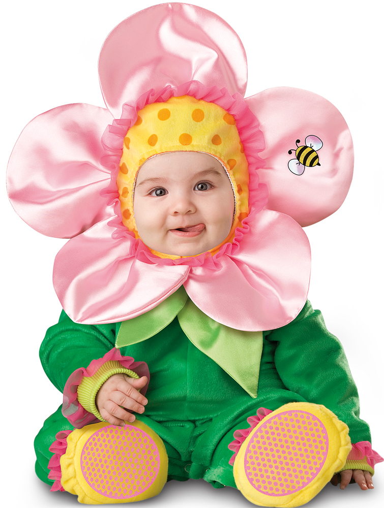 flower blossom costume for baby