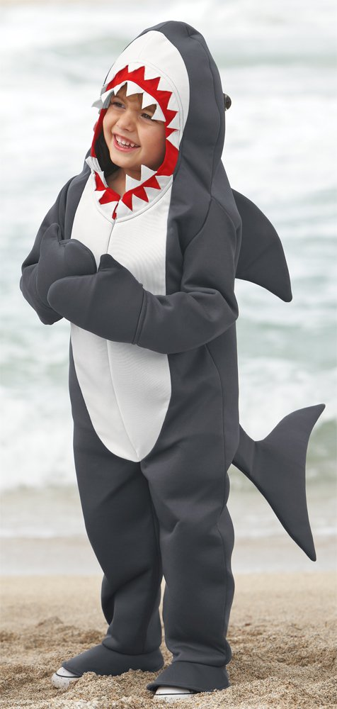 shark costume for kids