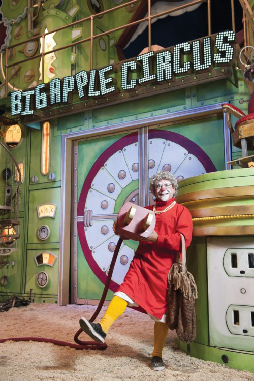 Photo courtesy big apple circus for Things to do with kids in manhattan