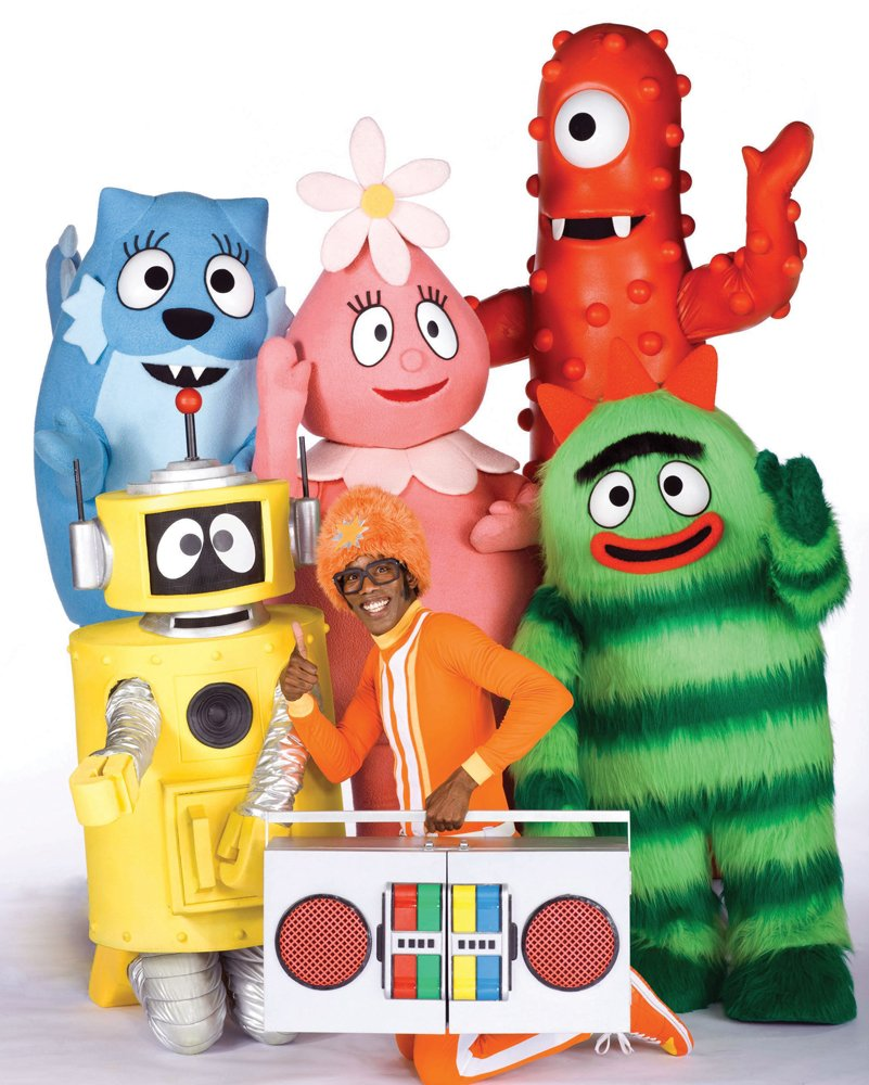 Yo Gabba Gabba Live! It's Time to Dance