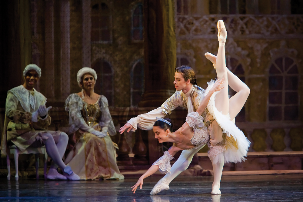 Connecticut Ballet's Sleeping Beauty