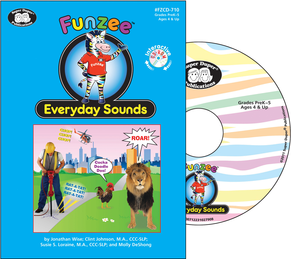 Funzee Everyday Sounds