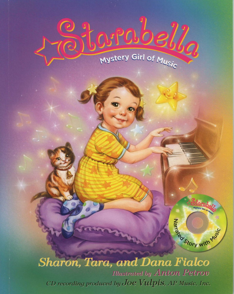 Starabella: Mystery Girl of Music