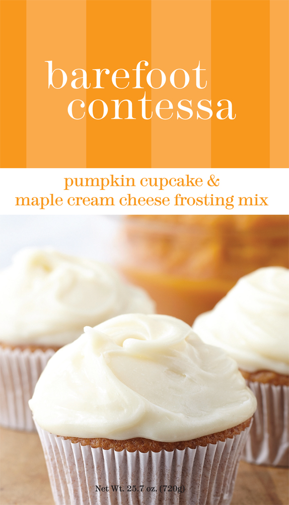 Pumpkin Cupcakes Ina Garten barefoot contessa's new pumpkin cupcake mix is perfect for fall