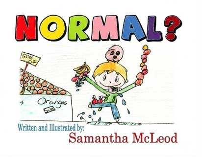 normal by samantha mcleod