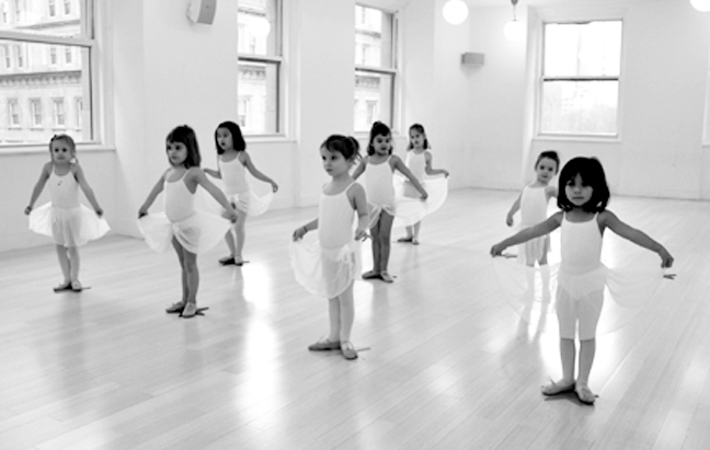 Downtown Dance Factory nyc