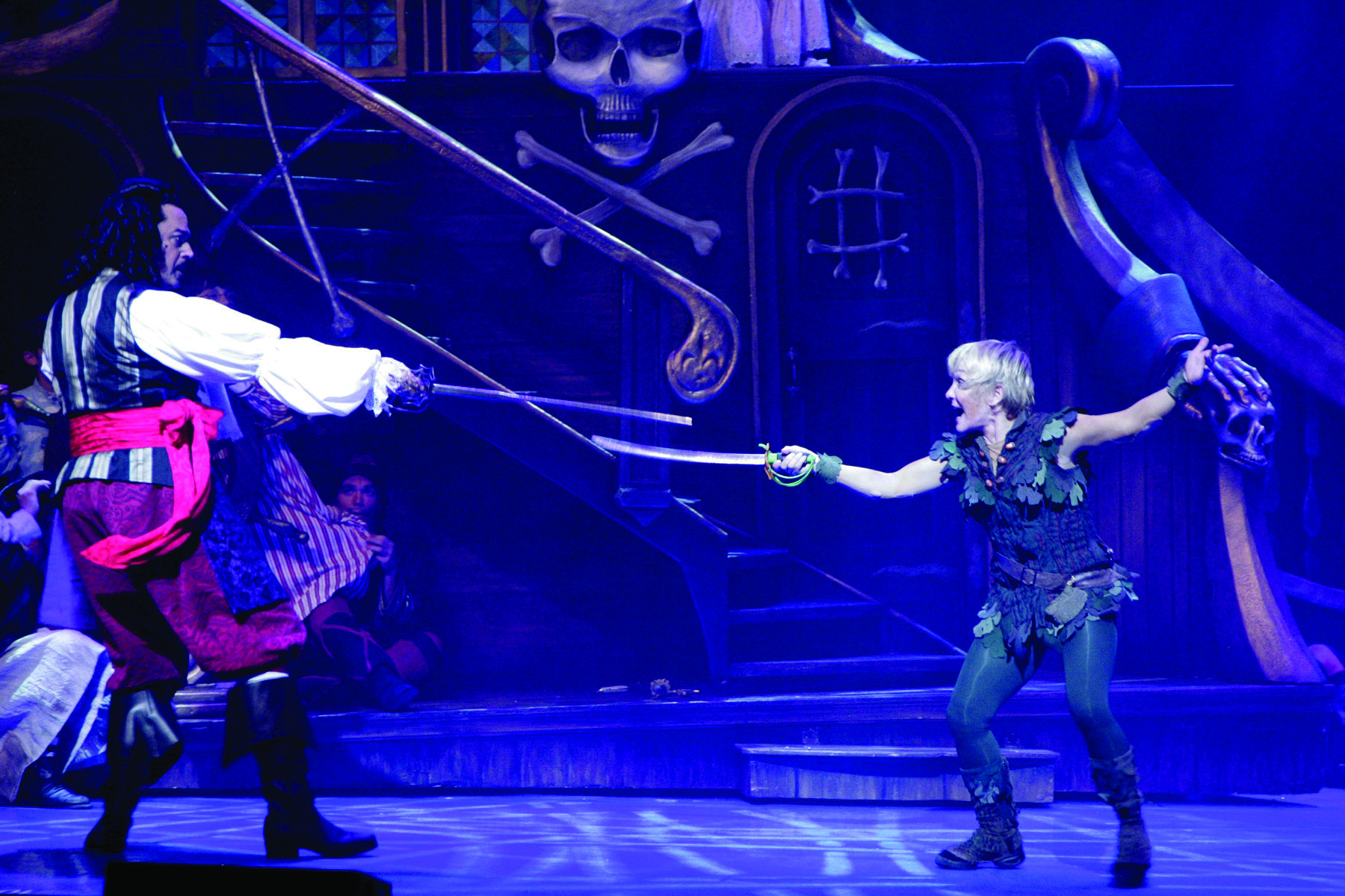 It may only be a two-week window, but the dates to see Cathy Rigby as Peter Pan at The Theater at Madison Square Garden are primo.