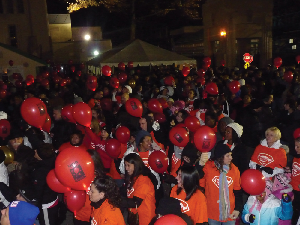 Westchester Light the Night Walk