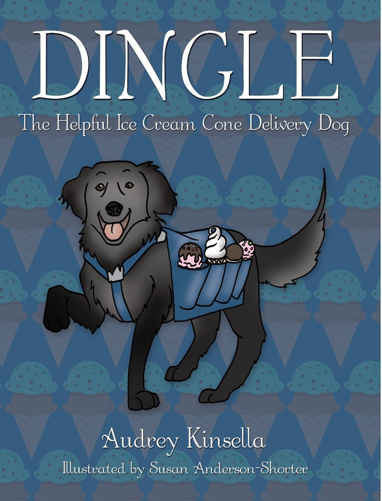 Dingle the Helpful Ice Cream Delivery Dog