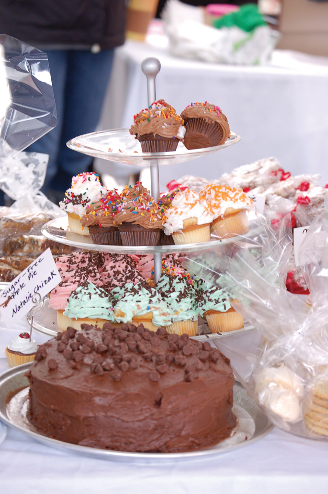 Great Chappaqua Bake Sale items