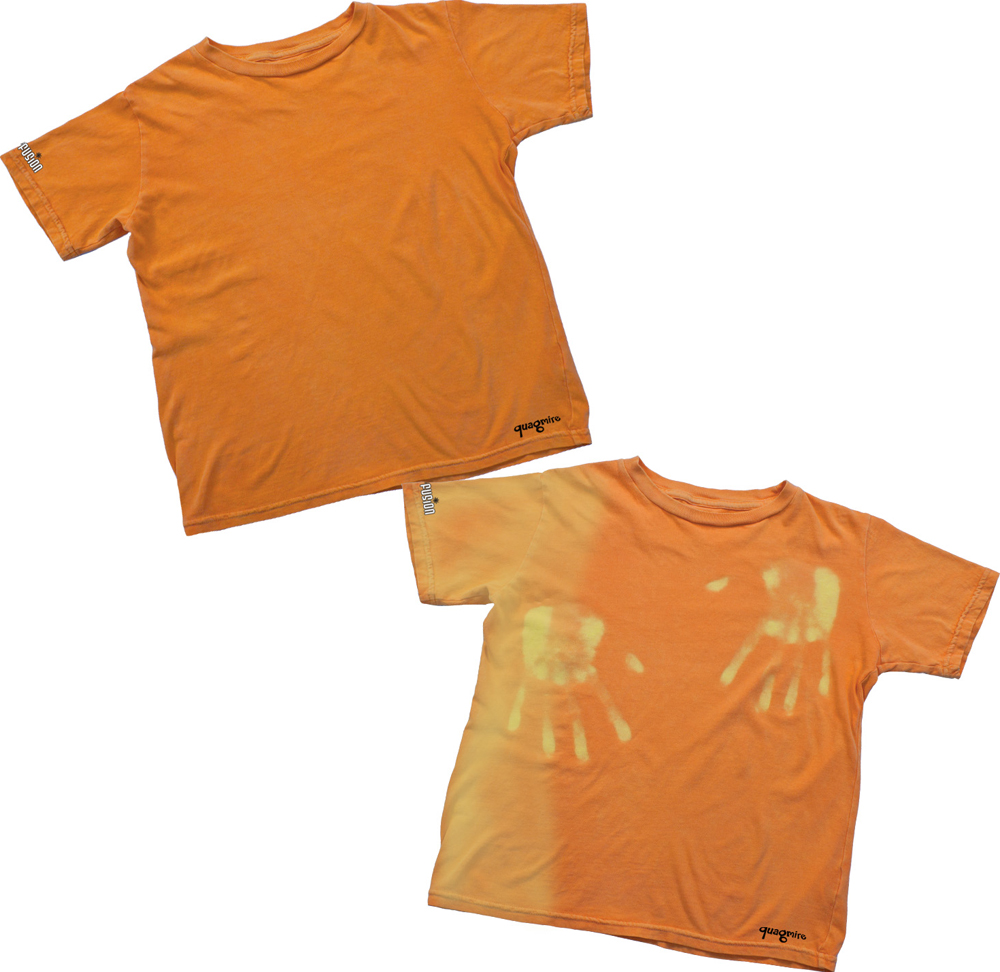 Color Changing Shirts >> Save 25 Percent On Color Changing Shirts From Quagmire Kids