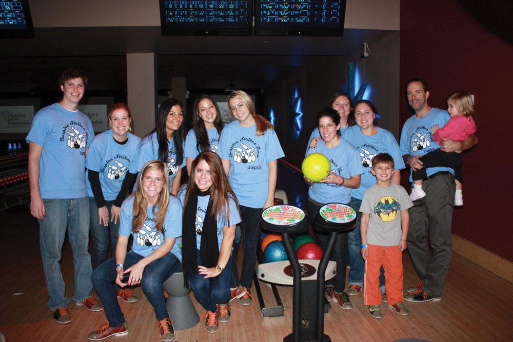 Pediatric Cancer Foundation Bowlathon NYC