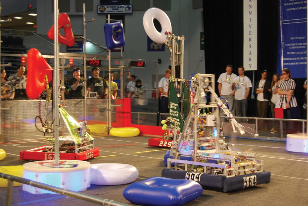 Long Island FIRST Robotics Competition