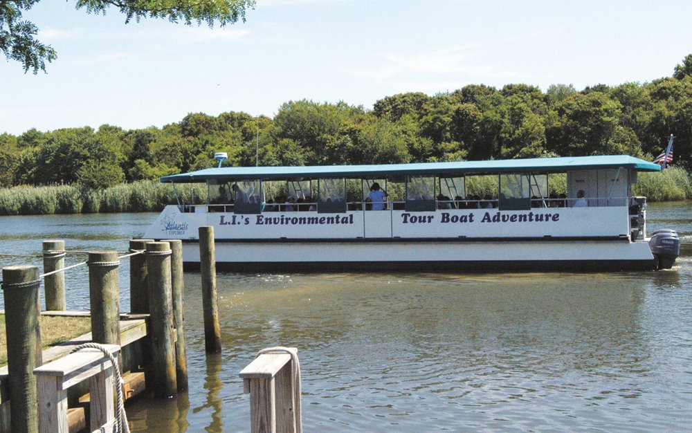 Long Island Environmental Tour Boat Adventure