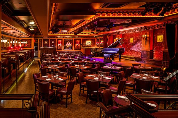 54 Below on New Year's Eve