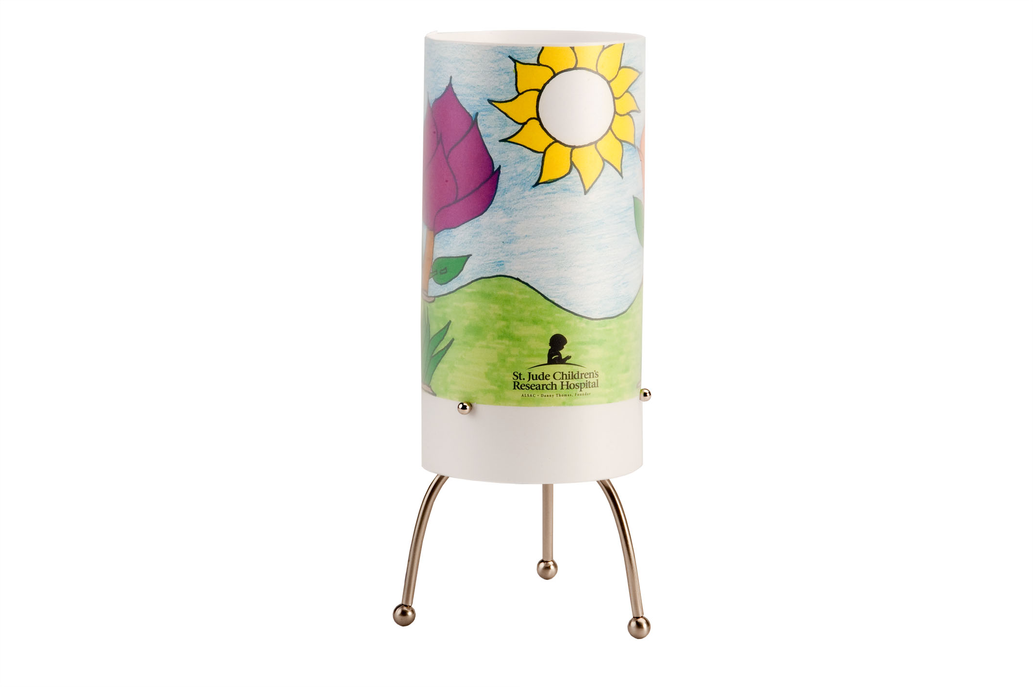 Design Your Own Lamp st. jude children's research hospital gifts that benefit kids in need