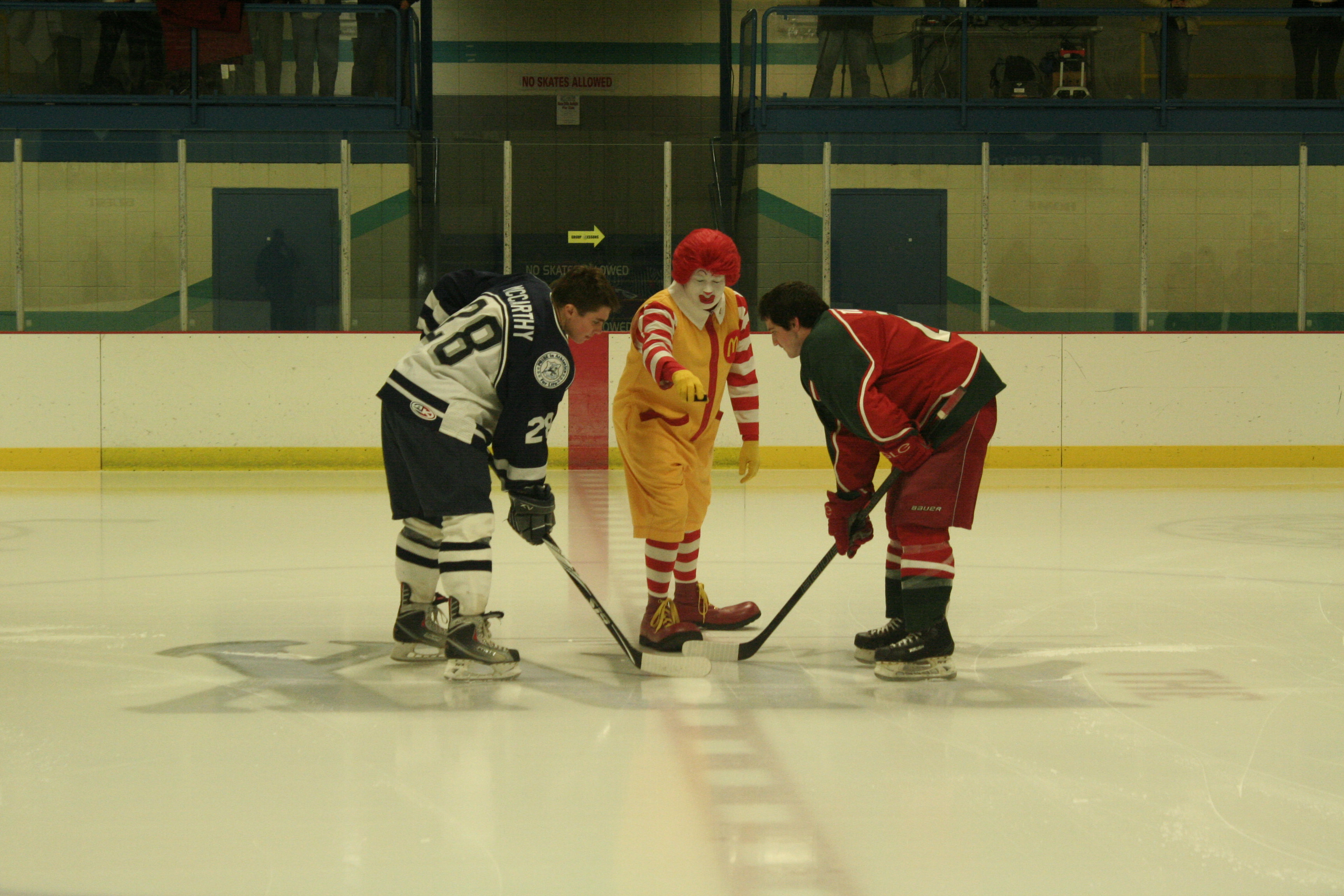 ronald mcdonald house of long island hockey cup
