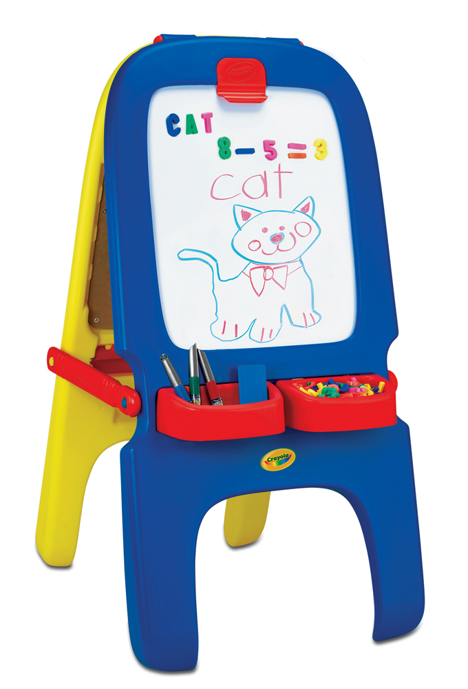 Baby Toys R Us : Crayola magnetic double easel