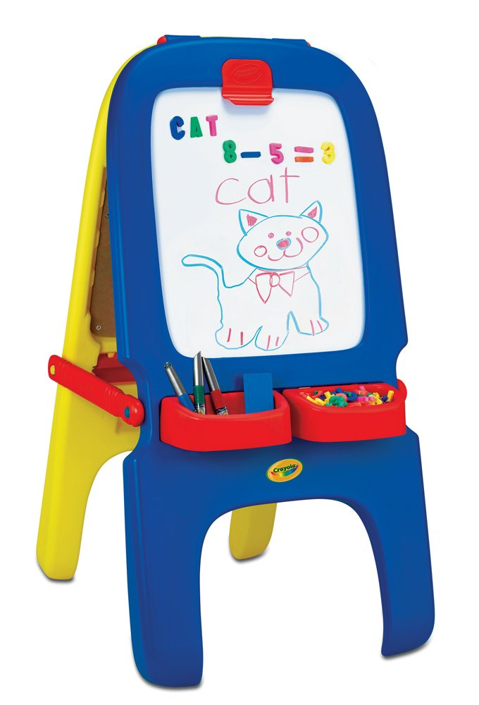 Toys Are Us Toys For Boys : Crayola magnetic double easel