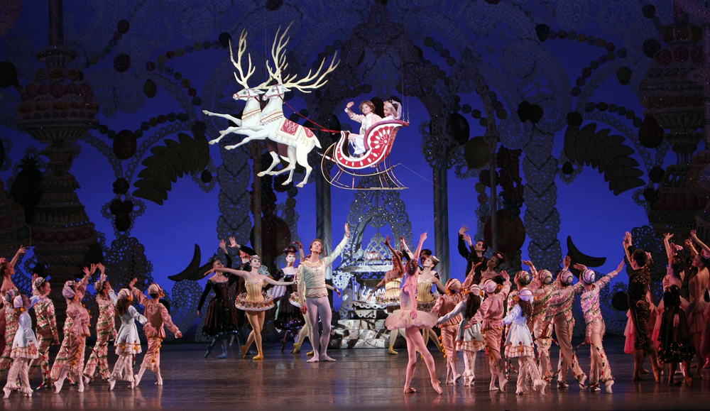George Balanchine's The Nutcracker at Lincoln Center