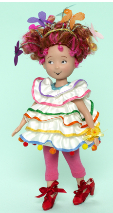Fancy Nancy Madame Alexander doll