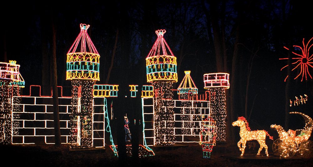 Girl Scouts Suffolk County Holiday Light Show